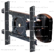 "EZM Swiveled 26""-42"" Wall Mount Holds up to 44 lbs (003-0006U)"