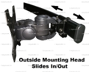Deluxe Outside Mounting Head Kit (002-002S)