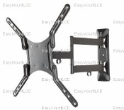 "Full-Motion 23""-55"" Wall Mount Holds up to 66 lbs (003-0022)"
