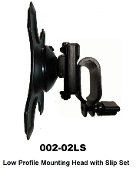 EZM Deluxe Low Profile Outside Mounting Head Kit (002-02LS)