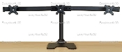 "EZM Deluxe Triple Monitor Mount FreeStanding up to 28""(002-0020)"
