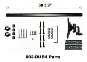 "EZM Deluxe Ultra Expansion Kit Up to 42"" Screens (002-DUEK)"