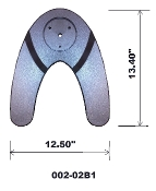 Weighted Free Standing Base 1 (002-02B1)